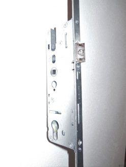 Zámok do plastových dverí viacbodový (valčeky) DS35 1800 - 2200 mm